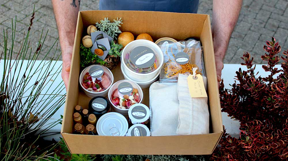 Gourmet Delivery: Experience Something Special photo