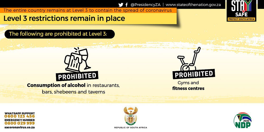 Restaurants Allowed To Reopen Under 'advanced' Level 3 photo