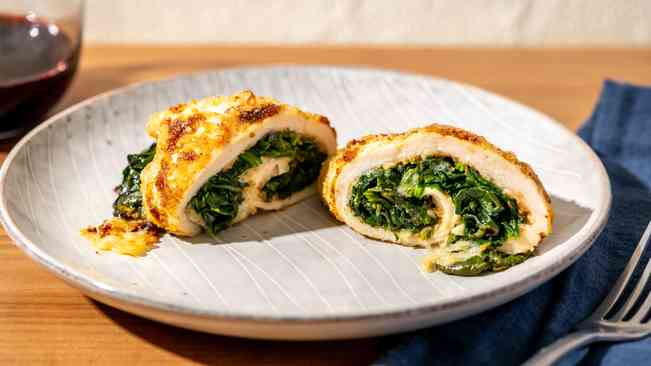 Recipe: Stuffed Chicken Breast photo
