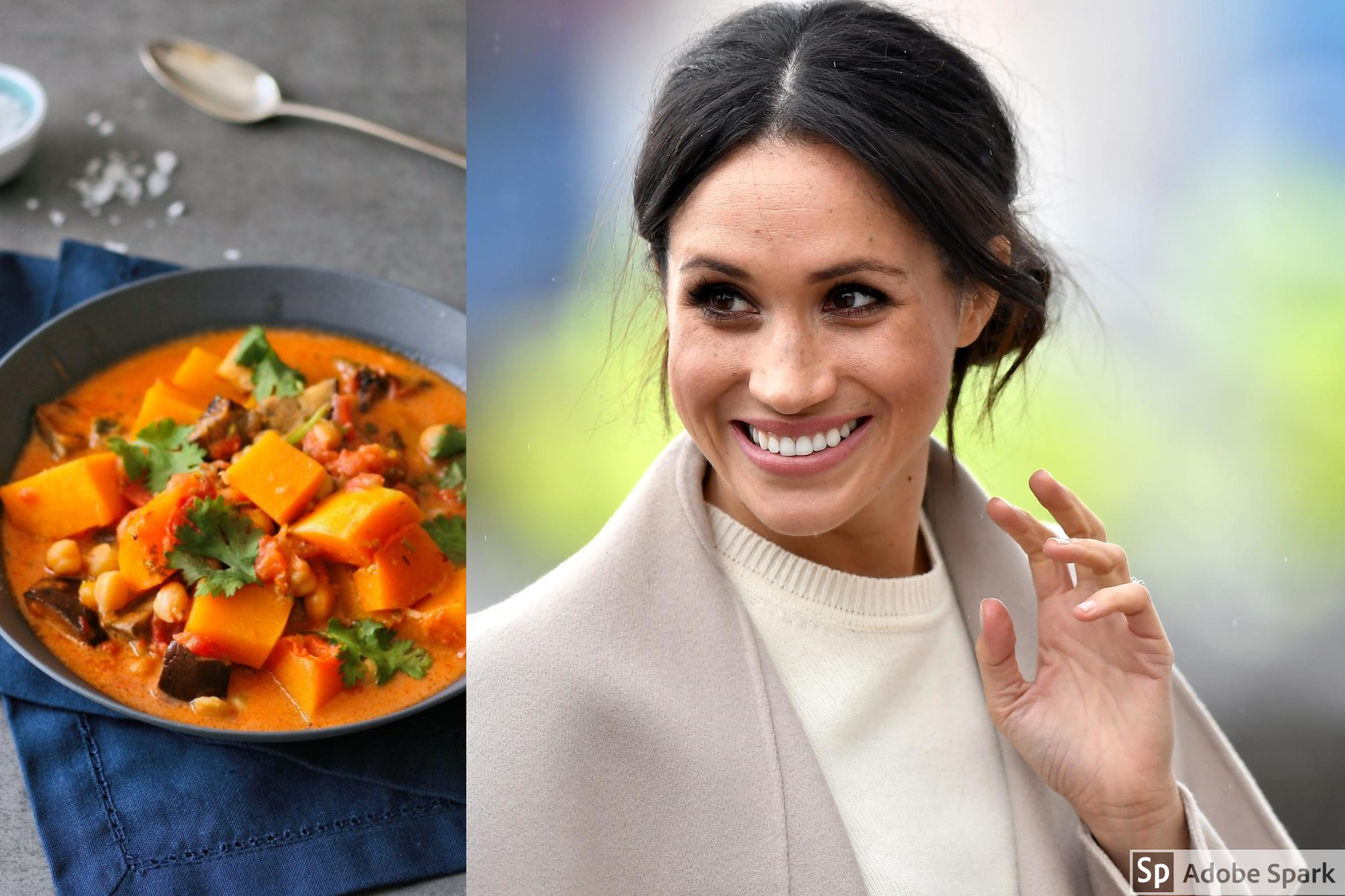 How To Make Meghan Markle's Favourite Thai Curry photo