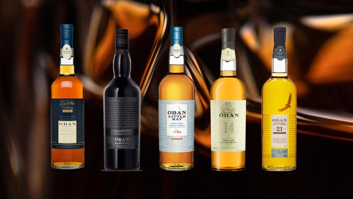 Expression Session — Tasting Five Whiskies In The Oban Portfolio photo