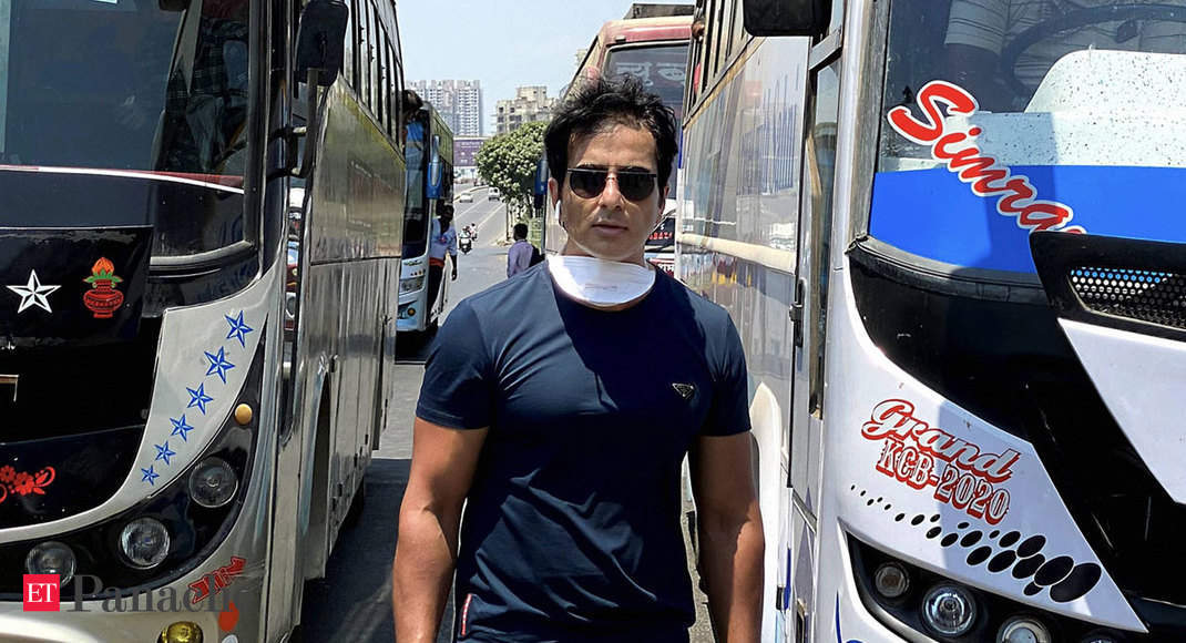 Pepsi Signs On Man-of-the-moment Sonu Sood For Instagram Campaign photo