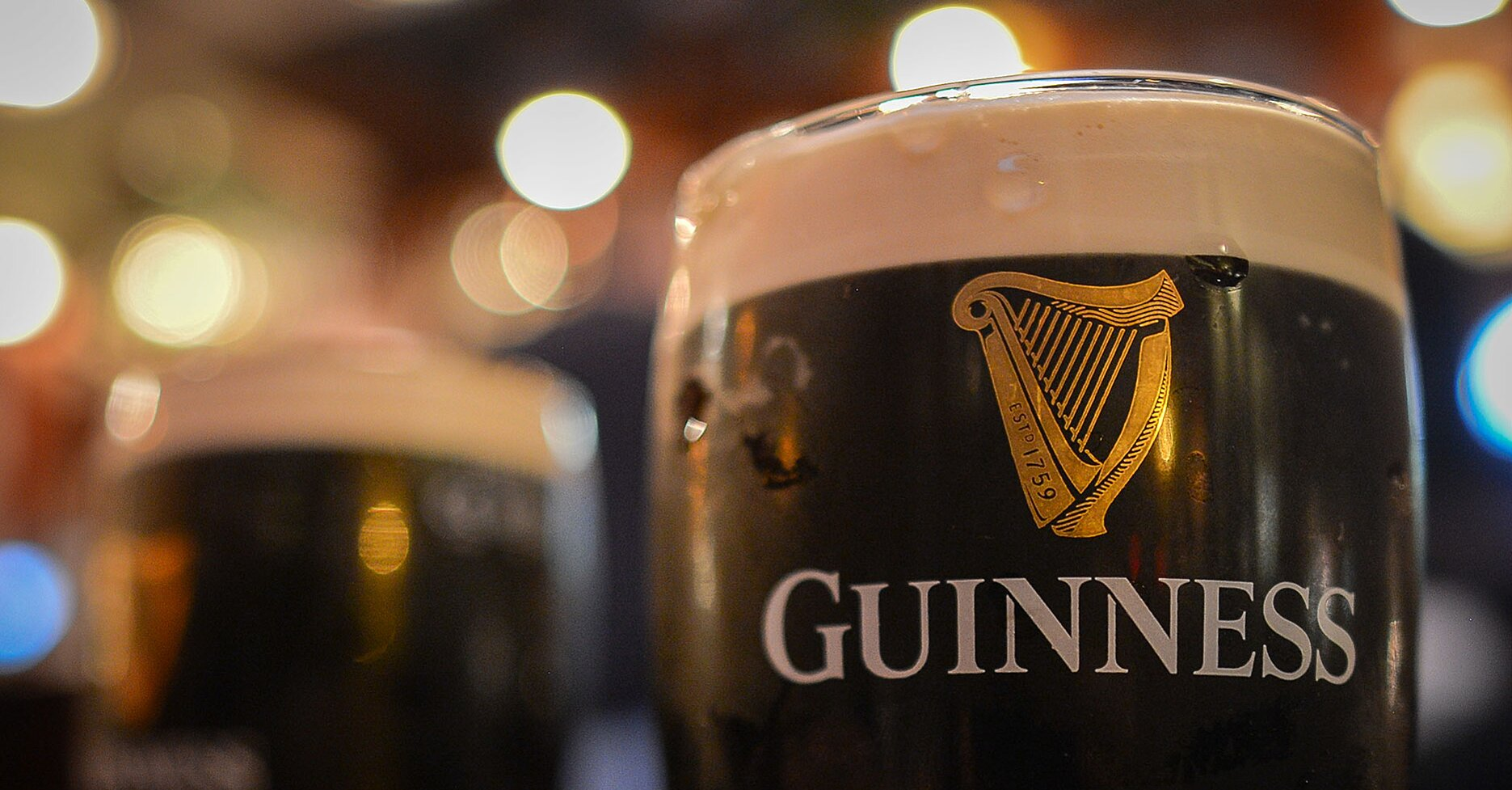 Guinness Is Using Excess Beer To Feed Christmas Trees photo