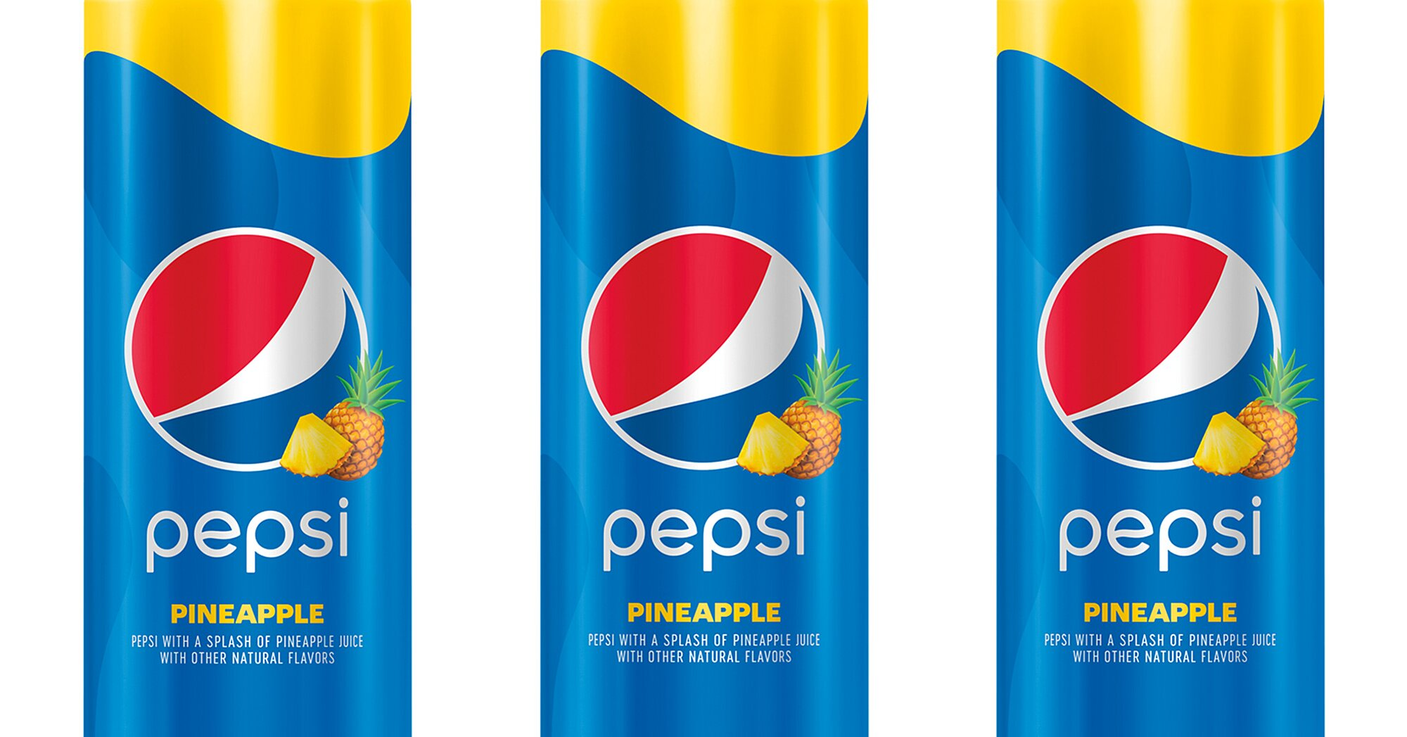 Pineapple Pepsi Is Now Available In The U.s. After Gaining Popularity In Japan photo