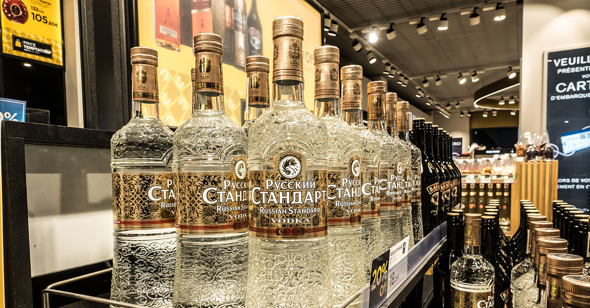 How A Billionaire Banker Launched The World's Best-selling Russian Vodka photo