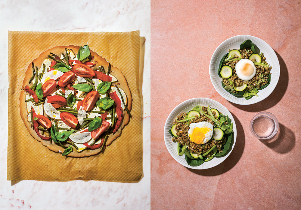 The Vegetarian Silver Spoon Taps Into A Rich Tradition Of Plant-based Italian Cooking photo