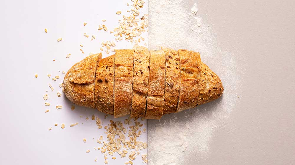 Different Types Of Bread From All  Over The World photo