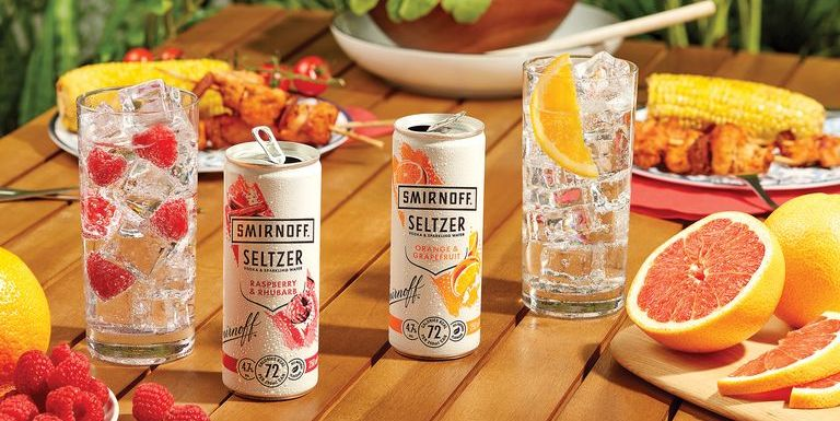 Smirnoff Has Launched A New Raspberry And Rhubarb Drink And It Sounds So Refreshing photo