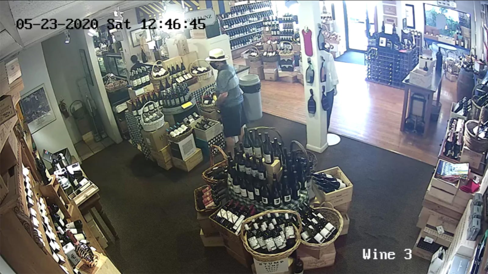 Florida Man Stuffs Wine Down Pants In Local Winecrime Rampage photo