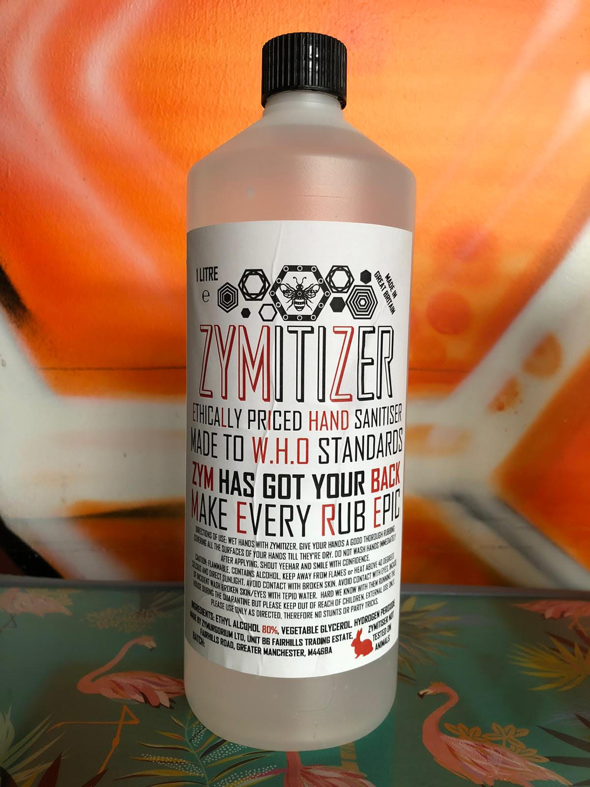 Zymurgorium Gin Claims To Be Leading Charge In Ethical Pricing Of Hand Sanitiser photo