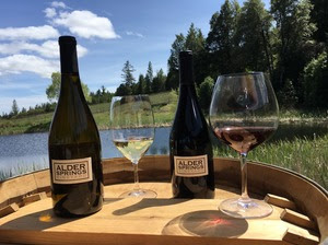 "Alder Springs Vineyard ""a Case For A Cause"" Program Extended Indefinitely To Help More Beneficiaries photo"
