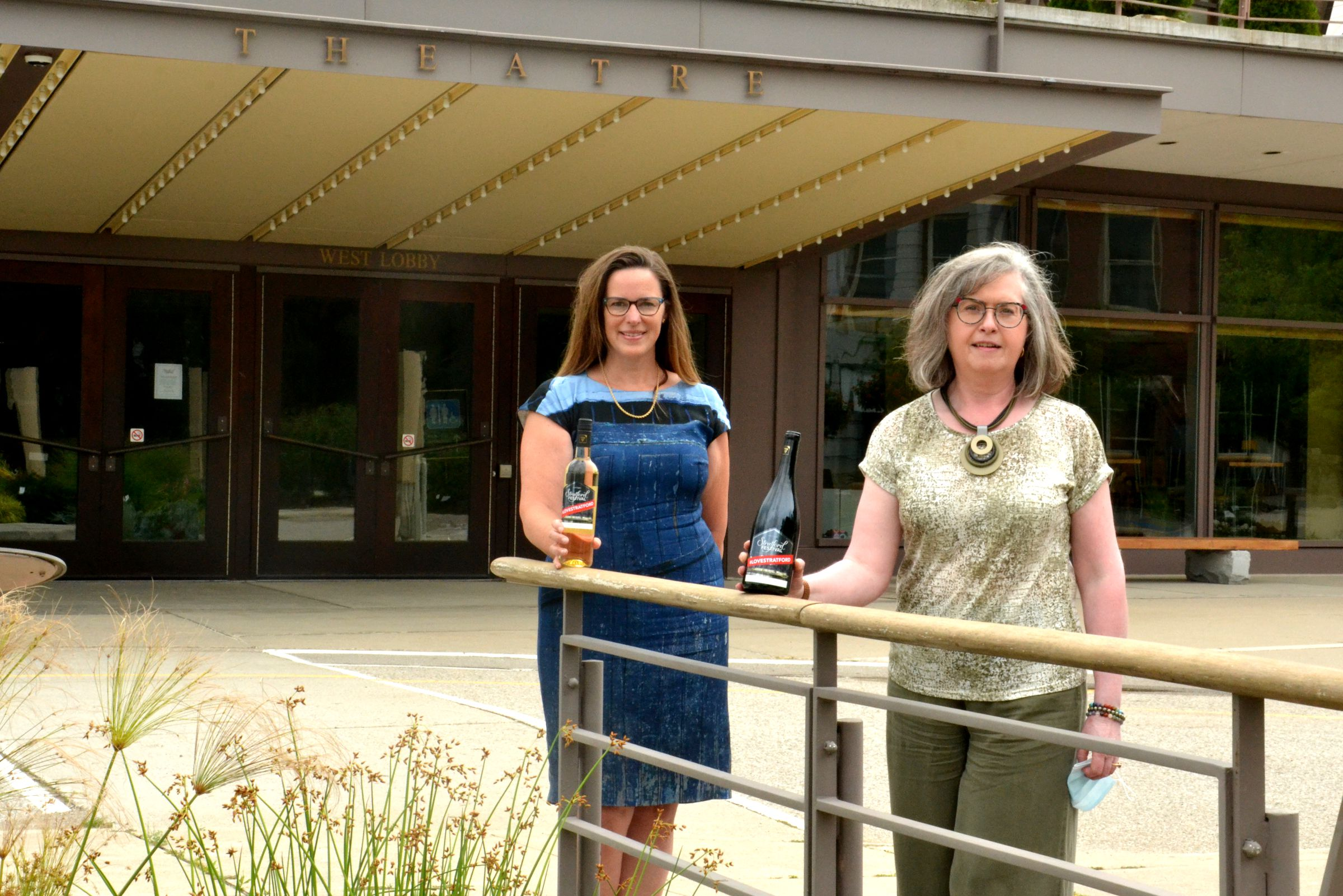 Pelee Island Winery Partners With Stratford Festival On Wine-package Fundraiser photo