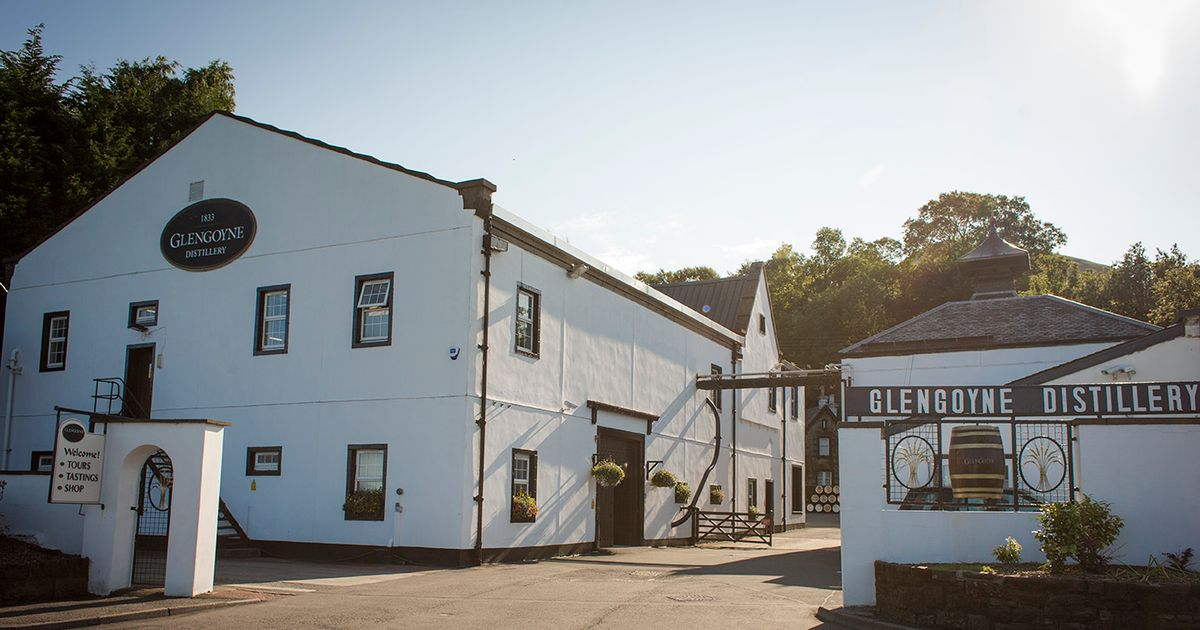 Whisky Distillery Just Outside Glasgow Gets The Go-ahead To Reopen To Visitors photo