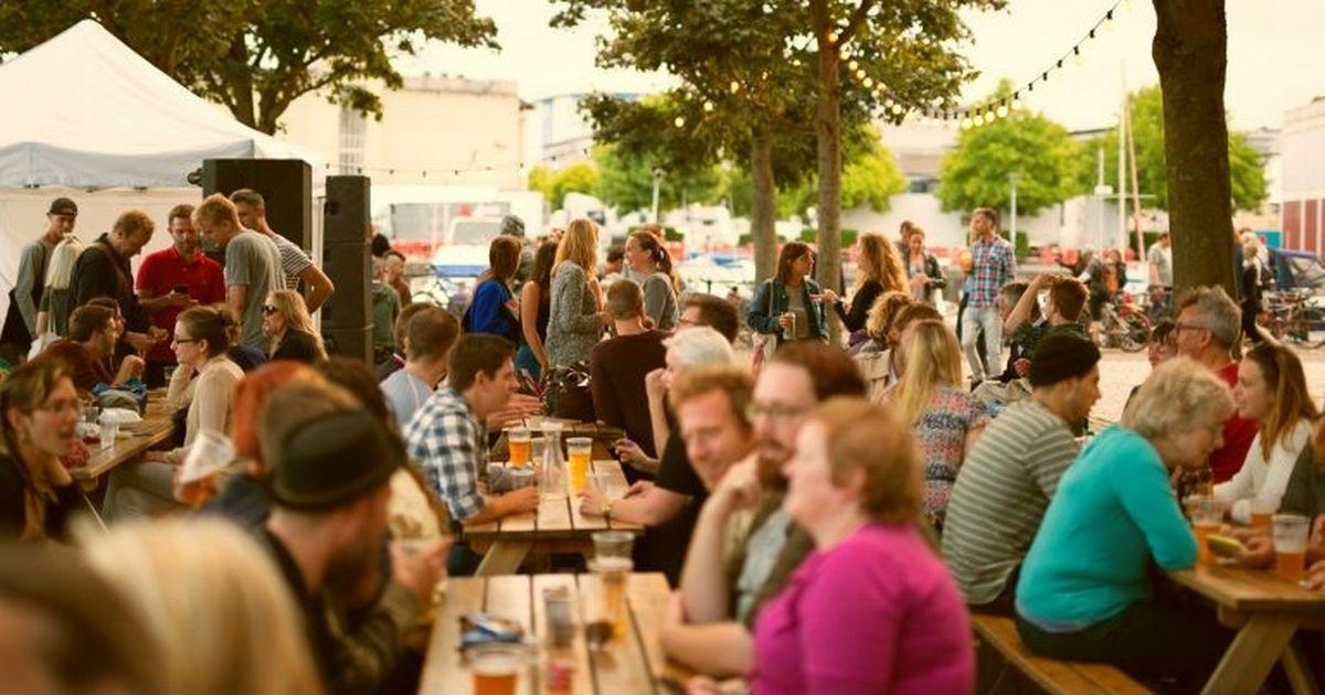 New Al Fresco Bar To Make Harbourside Drinks Even Better photo