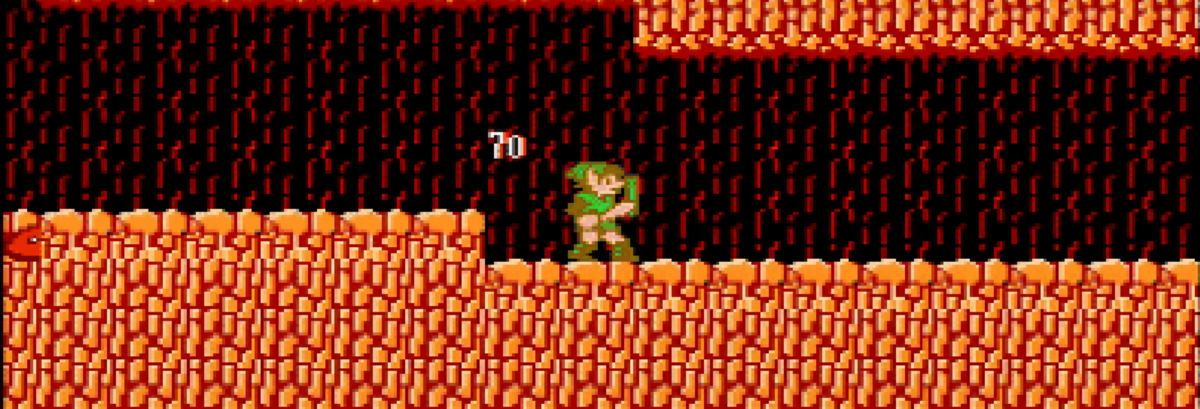 A Look At The Nintendo's Off-screen Sprite Rendering Glitches photo