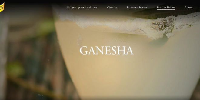 Upset Hindus Urge Schweppes To Stop Promoting Lord Ganesha Cocktail & Apologize photo
