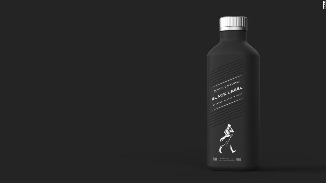 Johnnie Walker Whisky Will Be Sold In Paper Bottles Next Year photo