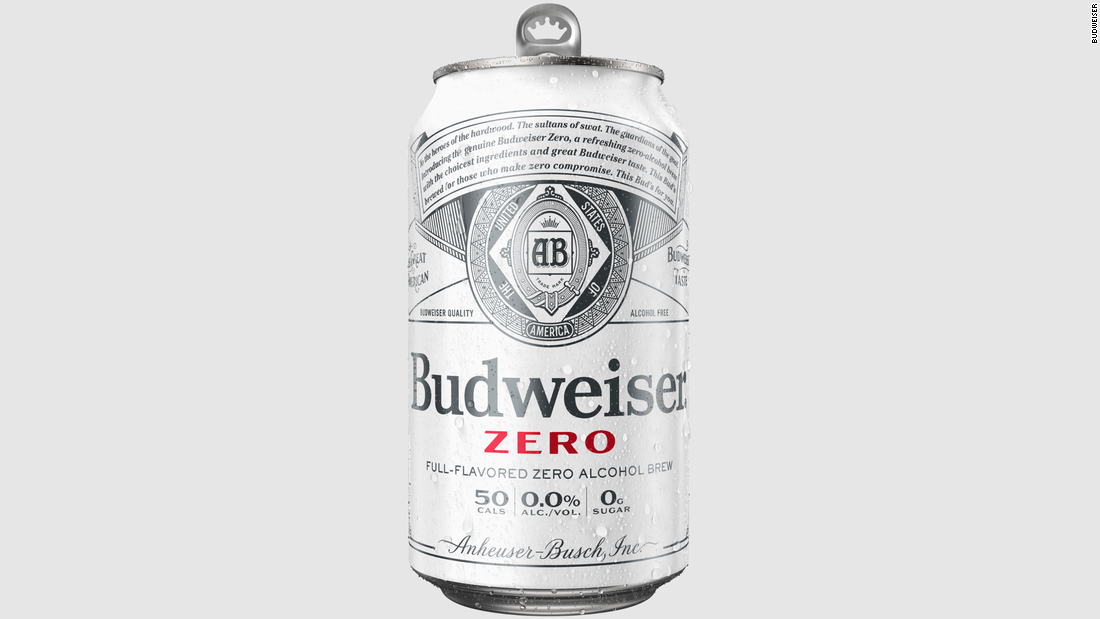 Budweiser's New Beer Is Missing A Key Ingredient: Alcohol photo