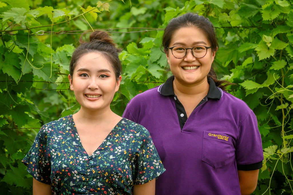 One Vine Day: Thai Wine Sisters Take Aim At Booze Monopoly photo