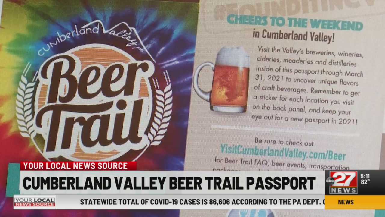 Cumberland Valley Beer Trail Offering Indoor Drinking Alternative photo