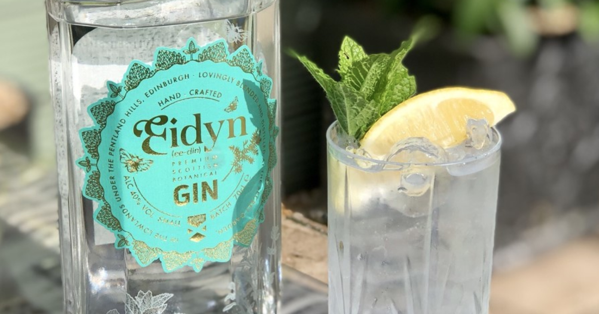 Aldi Is Selling A New Edinburgh Gin Brewed In The Pentlands photo