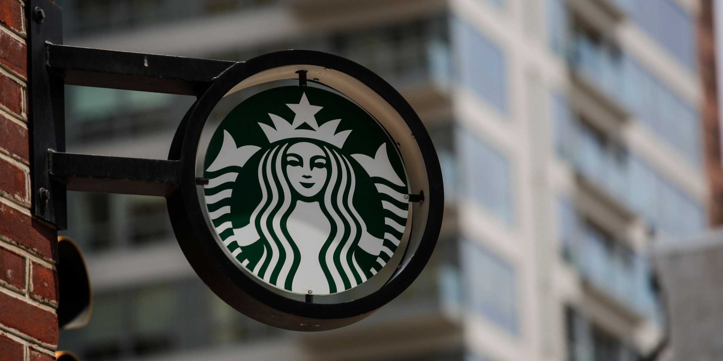 'isis' Written On Muslim Woman's Starbucks Cup In Us photo