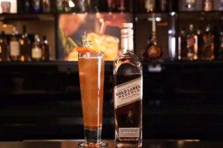 Recipe: Johnnie Walker Gold Highball Cocktail photo