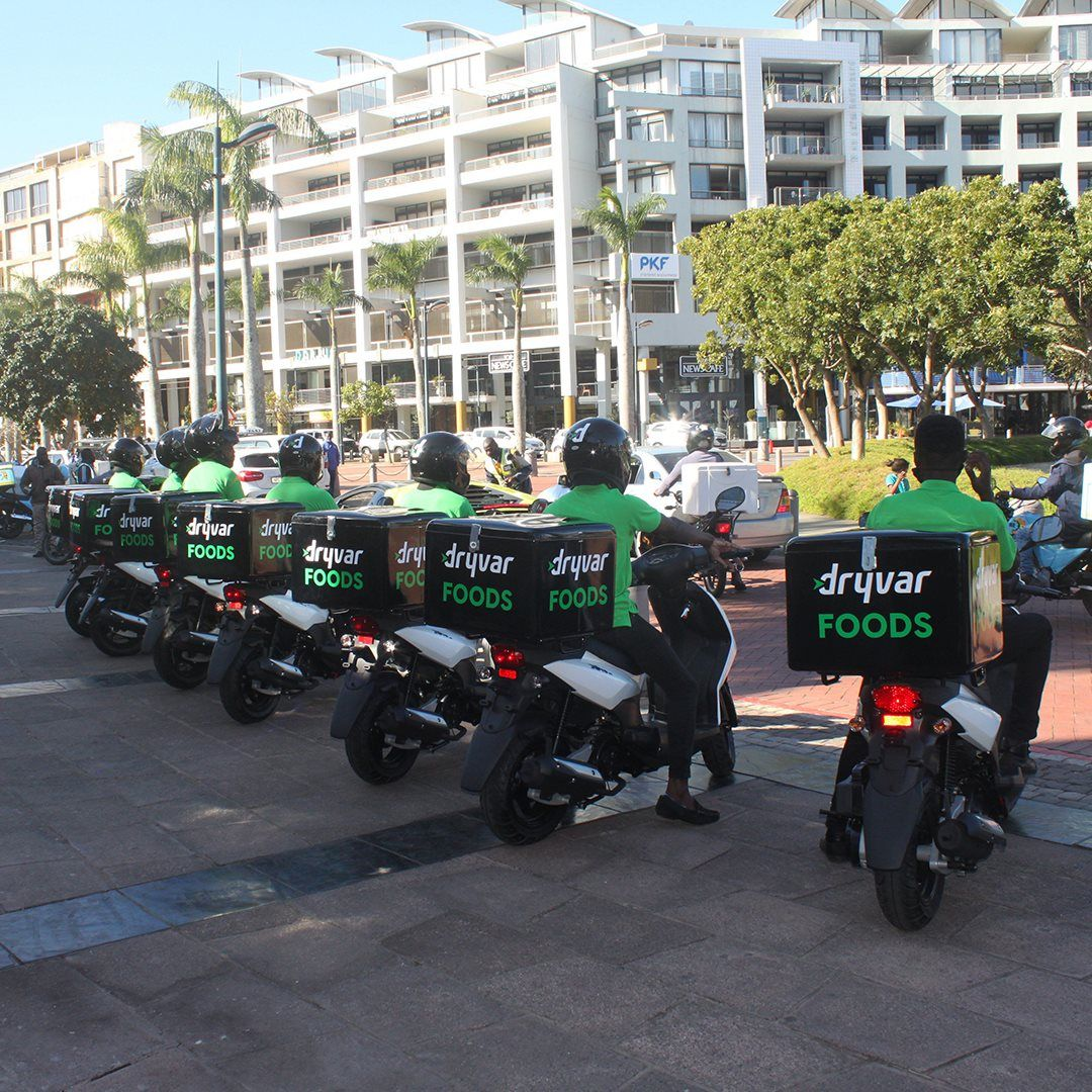 Food Delivery Service Dryvar Foods Launches In Sa photo
