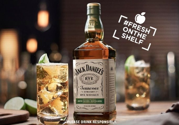 #freshontheshelf: New From Jack Daniel's, Robertson Winery And The Sexton photo