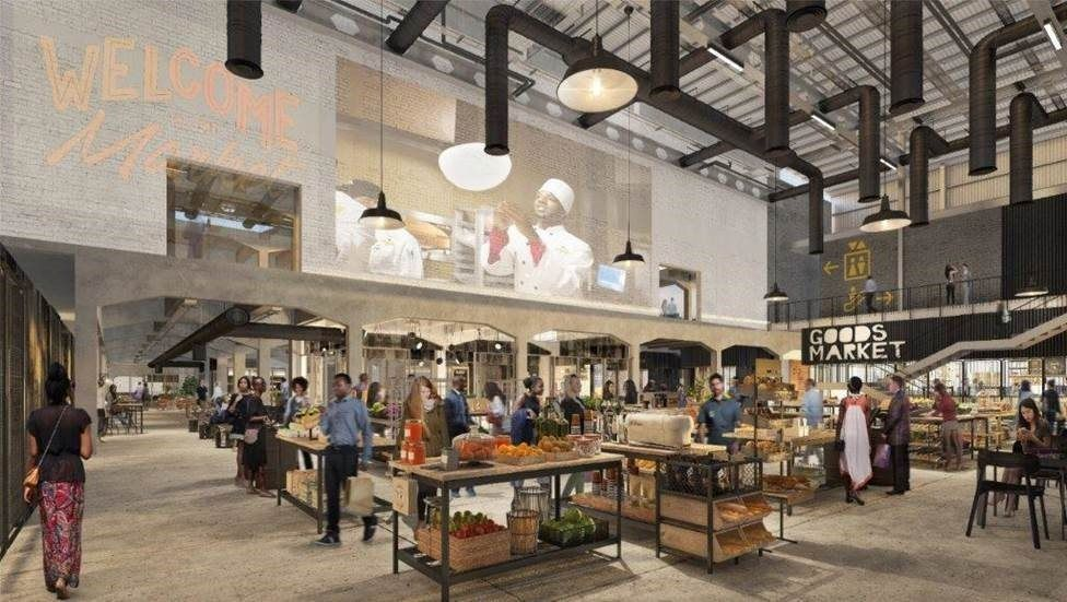 V&a's R63m Food Emporium And Incubator Space Set To Launch In December photo