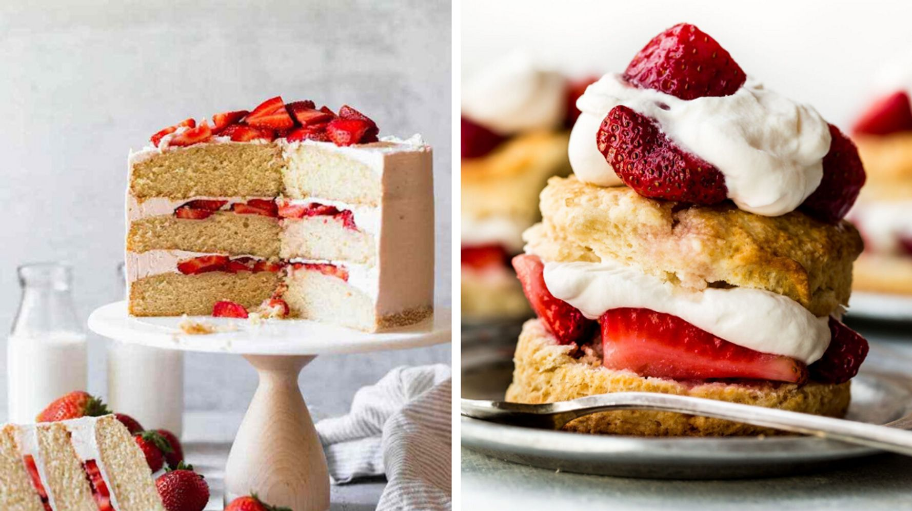 14 Reminders That You Need To Make Strawberry Shortcake Soon photo