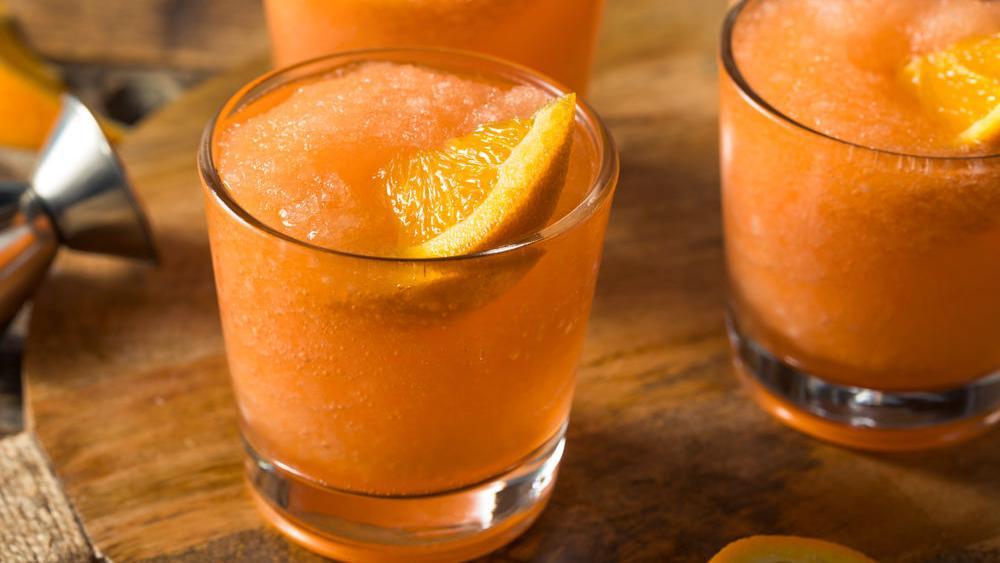 Summer Crush: Make These 3 Homemade Cocktail Slushies photo