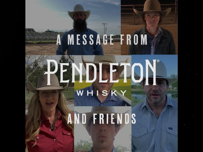 Pendleton Whisky Donates Toward Fund To Help Rodeo Athletes photo