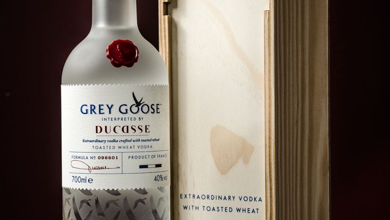 Fact Check: Costco's Kirkland Signature Vodka Is Not Made By Grey Goose photo