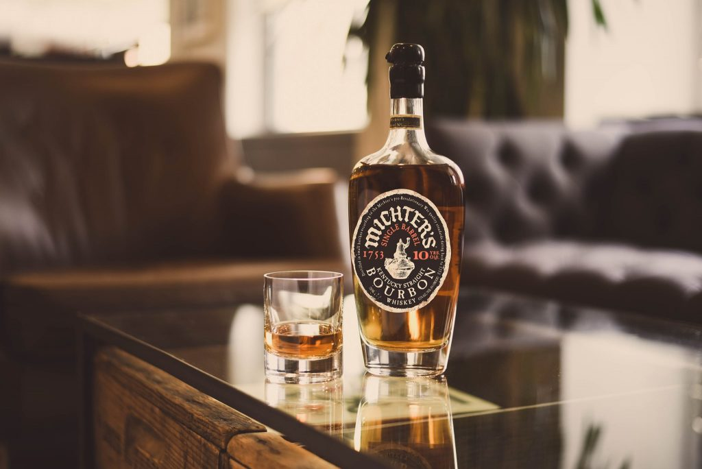 A Single Barrel Of Michter's 10-year Bourbon Just Fetched Over $200,000 At Auction photo