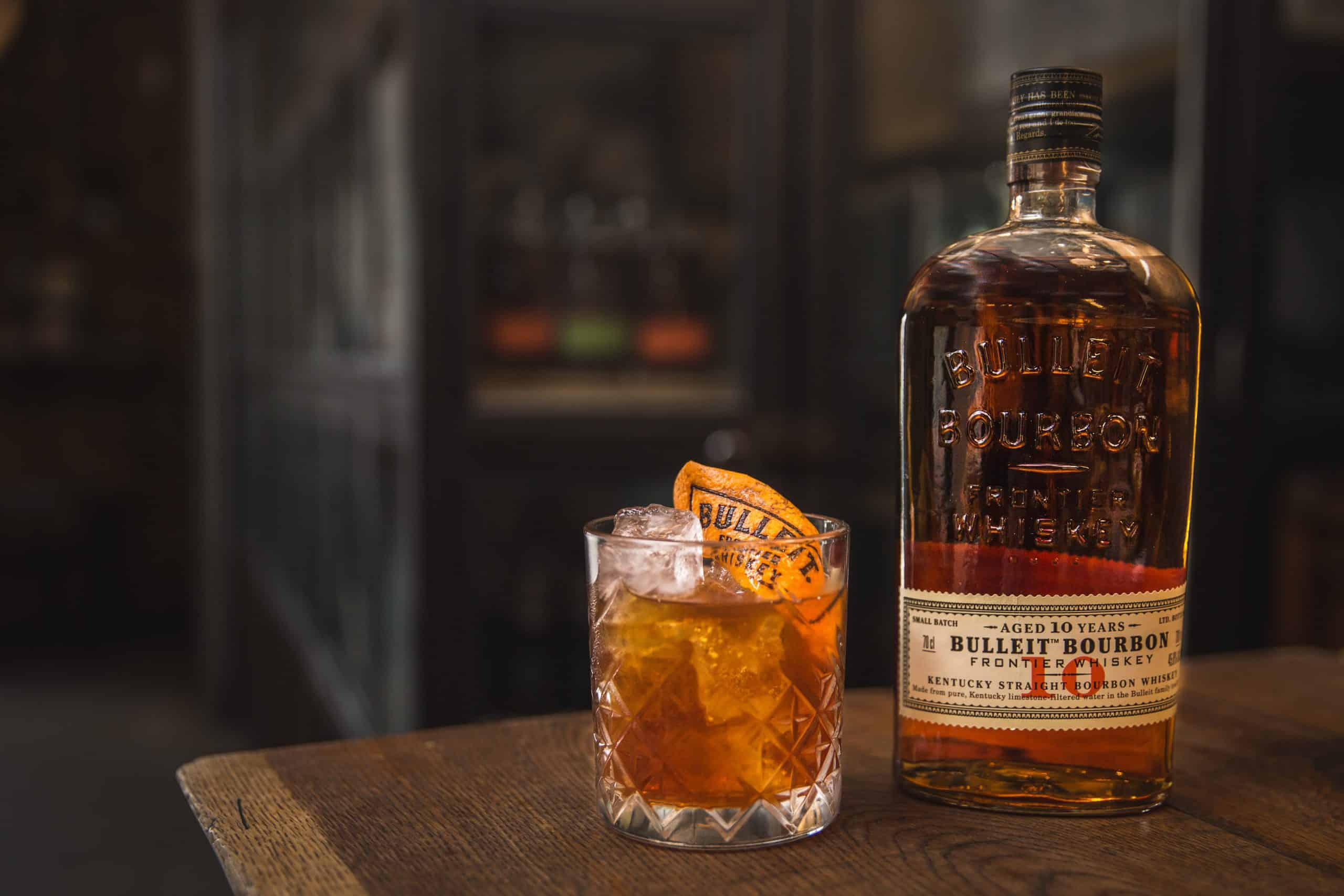 Spirit Of The Week: Bulleit Bourbon 10-year-old Frontier Whiskey photo
