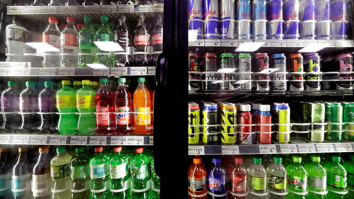 Here's Why So Many Coke Products And Other Sodas Are Out Of Stock Right Now photo