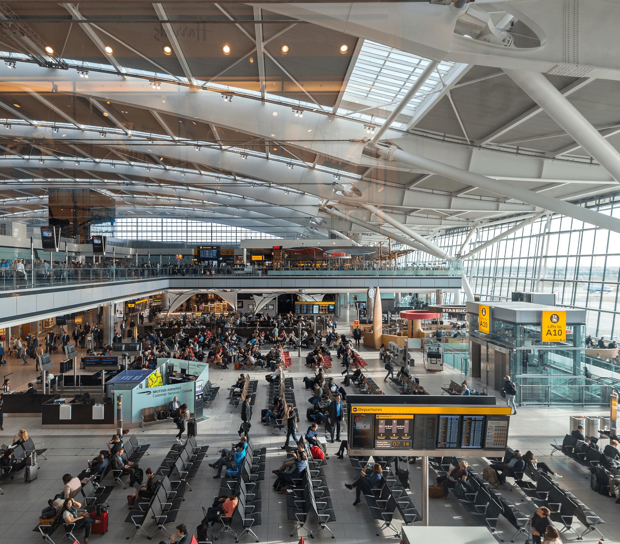 Global Travel Protocol: Airports photo