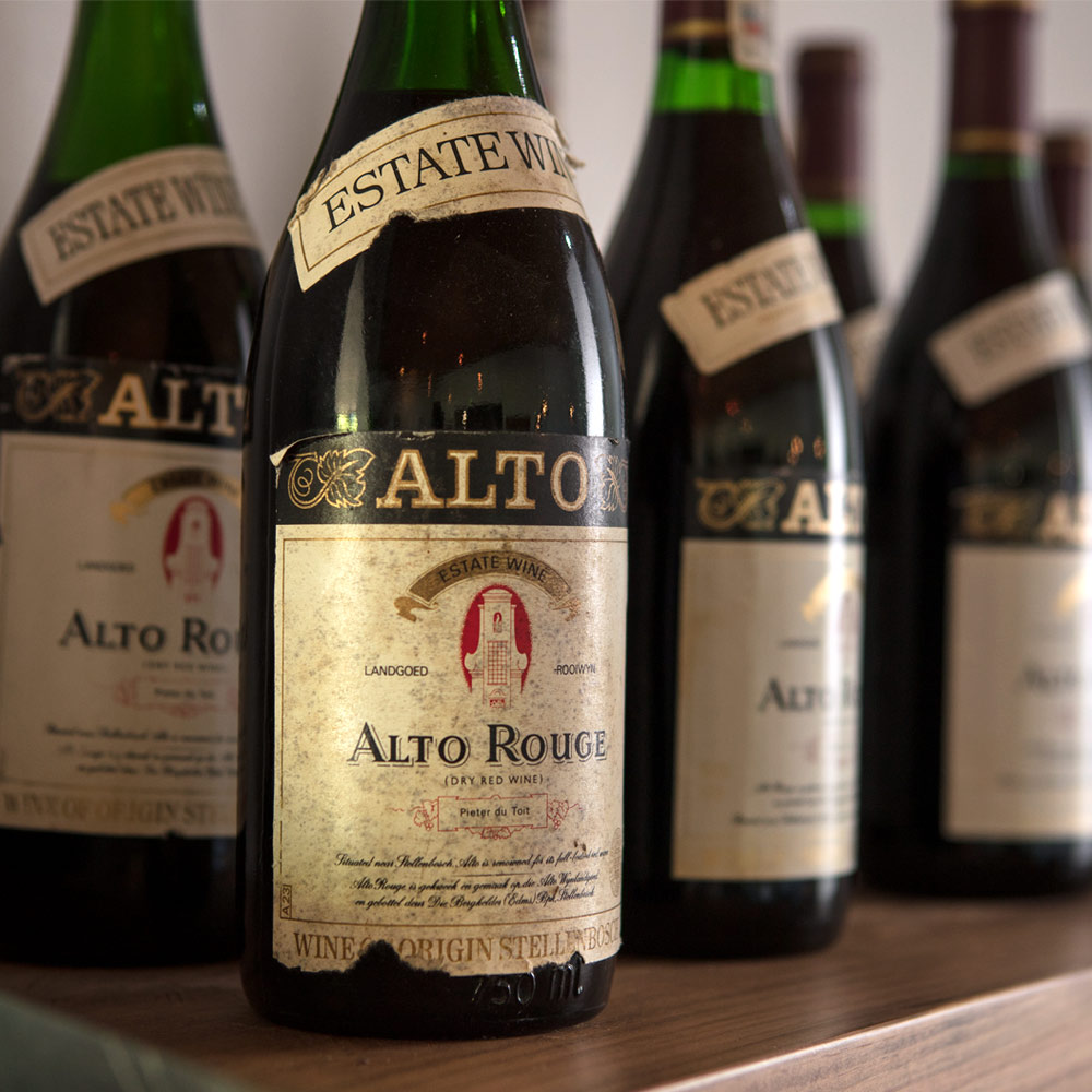 Tim James: Some Early History Of Red Blends In The Cape photo