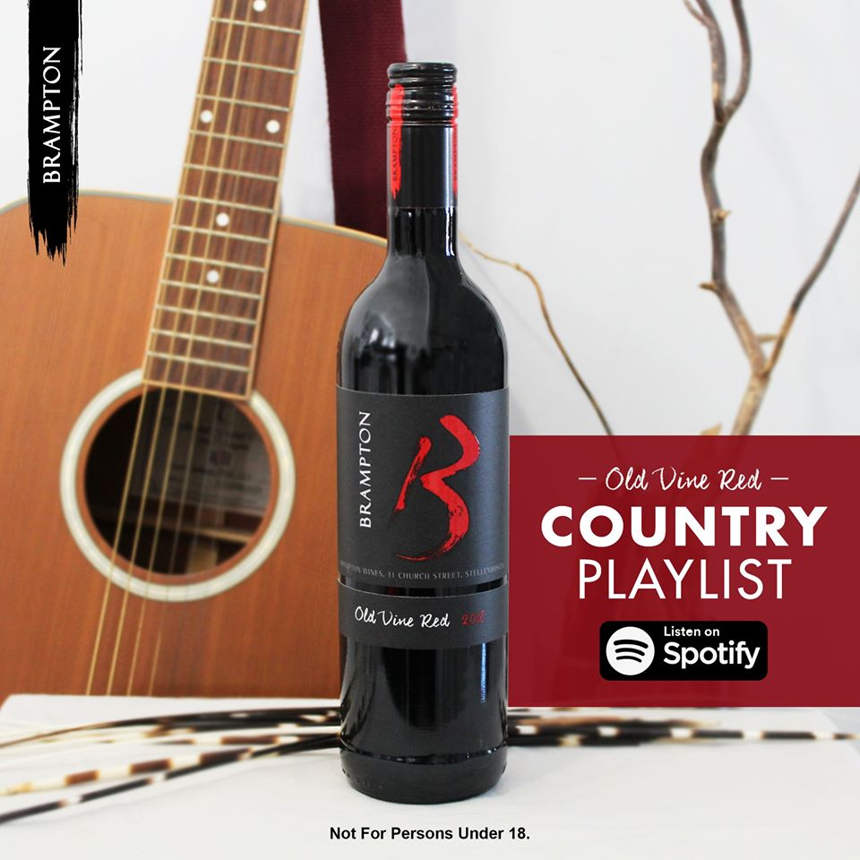 Brampton Wine Studio Jams – OVR Country Playlist photo