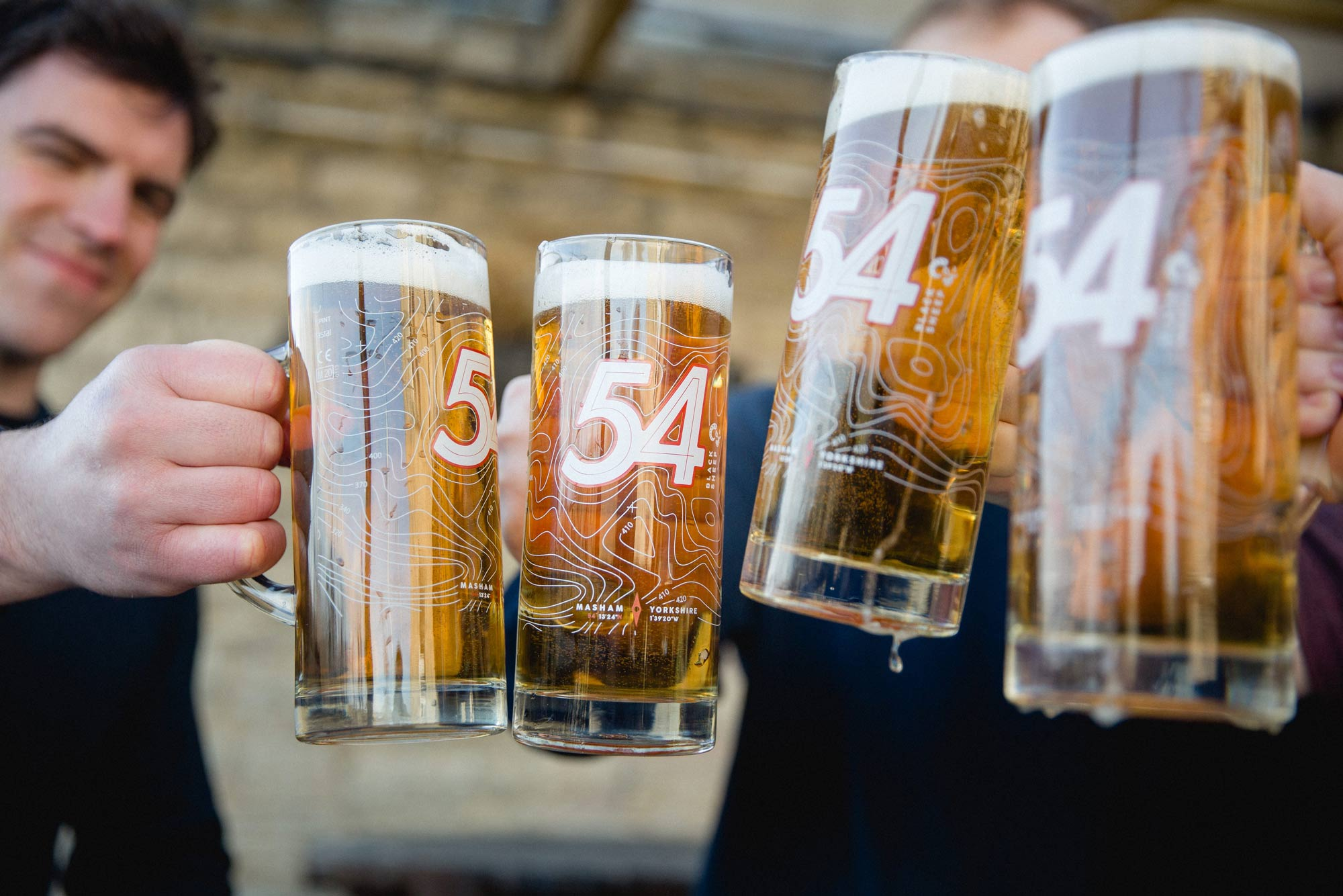 Black Sheep Brewery Helping Yorkshire Pubs Showcase The County With New Look To It First Ever Lager — Harrogate Informer photo