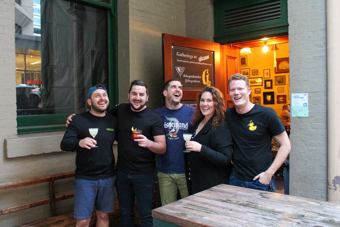Bacardi-martini Australia Heads Back To The Bar photo