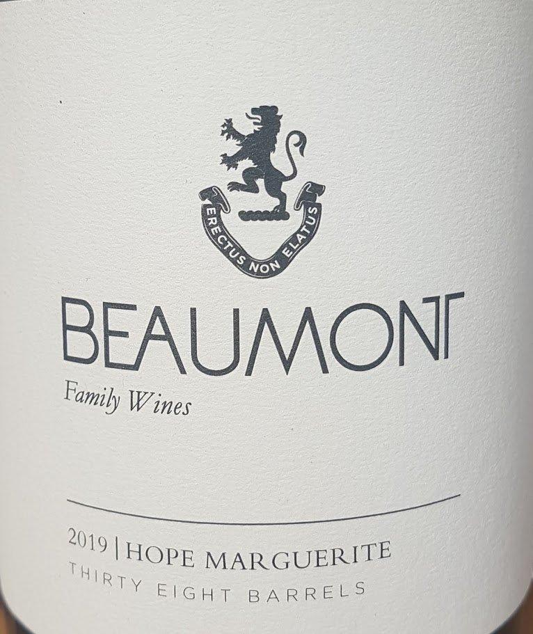 Beaumont Hope Marguerite Chenin Blanc 2019 photo