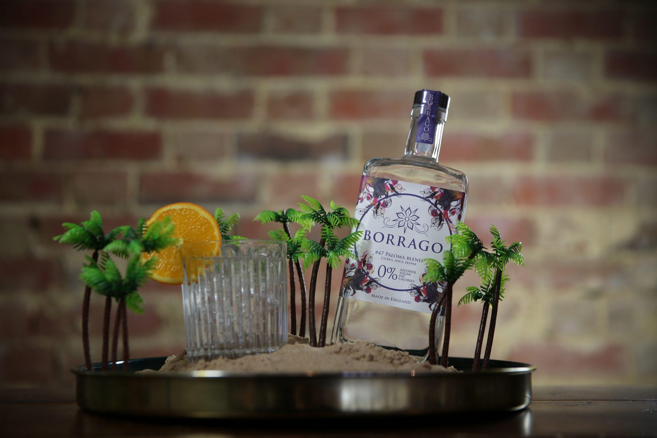 Borrago Launches Its Non-alcoholic Spirit In Dubai photo
