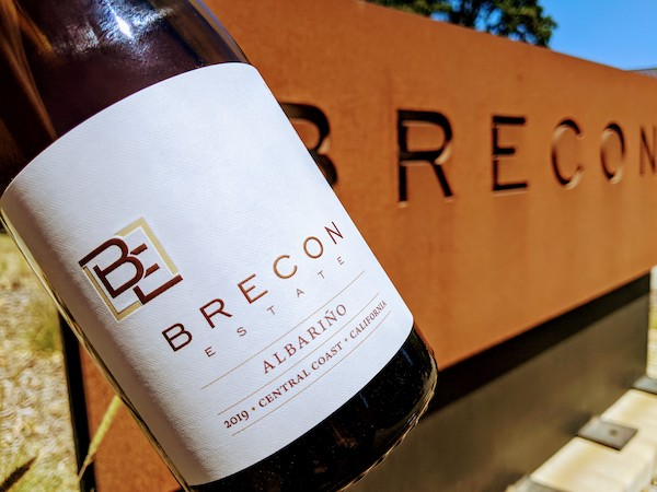 Brecon Albarino Awarded 'best In Show' From Sunset Wine Competition photo