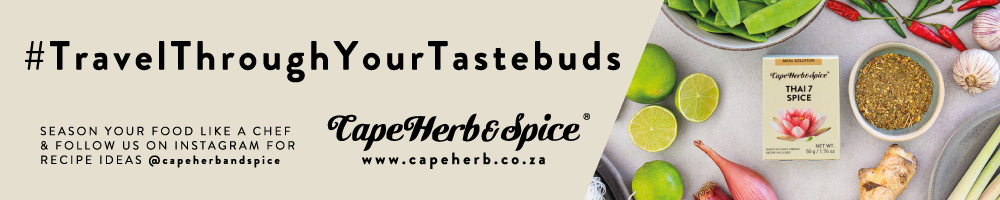Take A Trip Around The World With Cape Herb & Spice photo