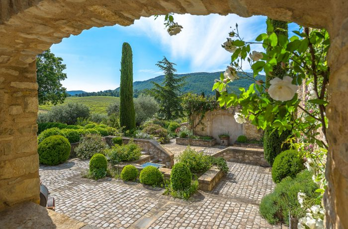 The Gorgeous Gardens Of Global Wineries photo