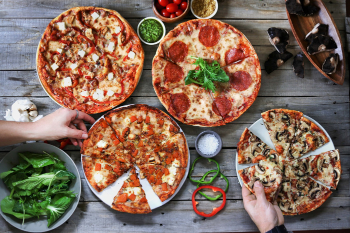 Col'cacchio Launches New 'heat & Eat' Gourmet Pizza Range photo