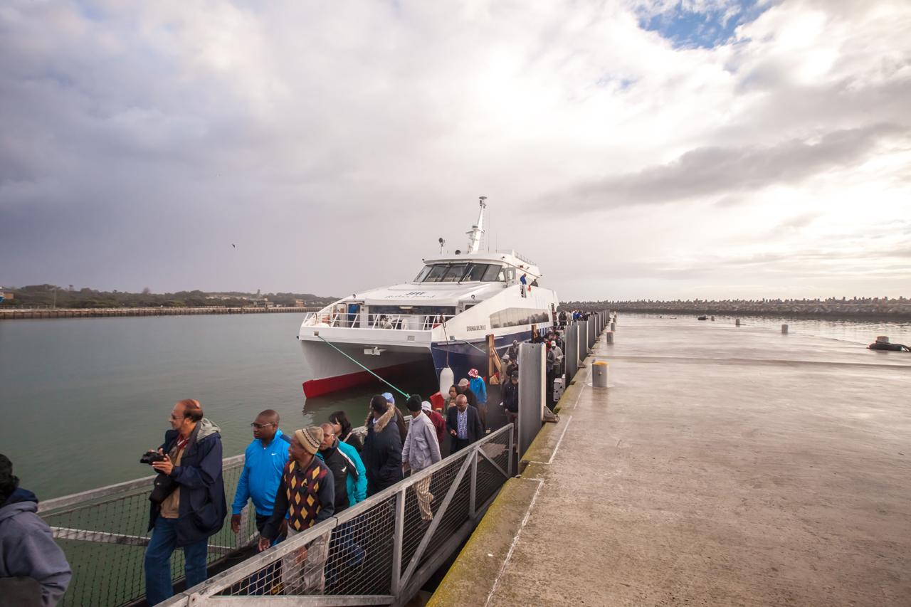 Win: A Family Trip To Robben Island photo