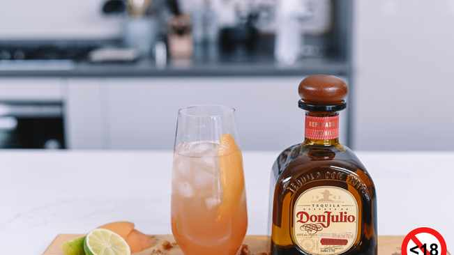 Refreshing Tequila Cocktails To Try At Home photo